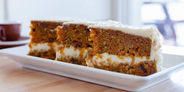 Carrot Cake - Cero Estrés Food and Bakery