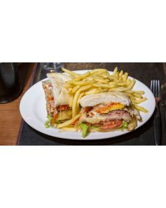 Hamburguesas gourmet - Local - Grazie Italia