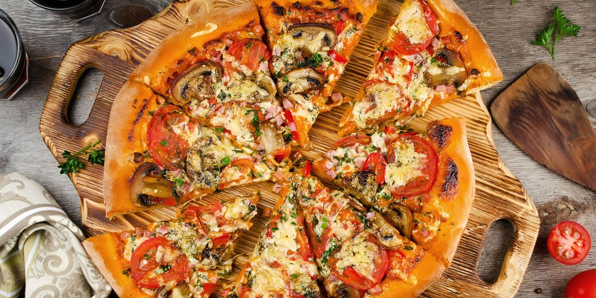 Pizzeta con Muzzarella - Local - Boutique de Pizzas
